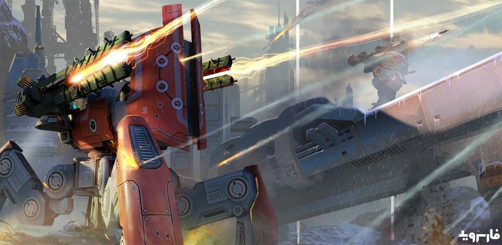 War Robots Cover 2021