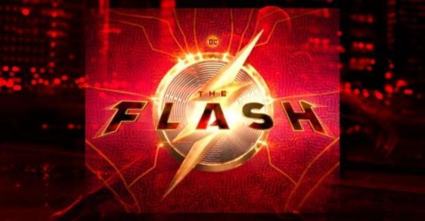 ساخت فیلم The Flash رسما آغاز شد؛ رونمایی از لوگوی رسمی