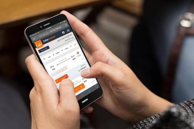 خرید بلیط هواپیما با وبسایت جدید سفرمارکت آسان شد