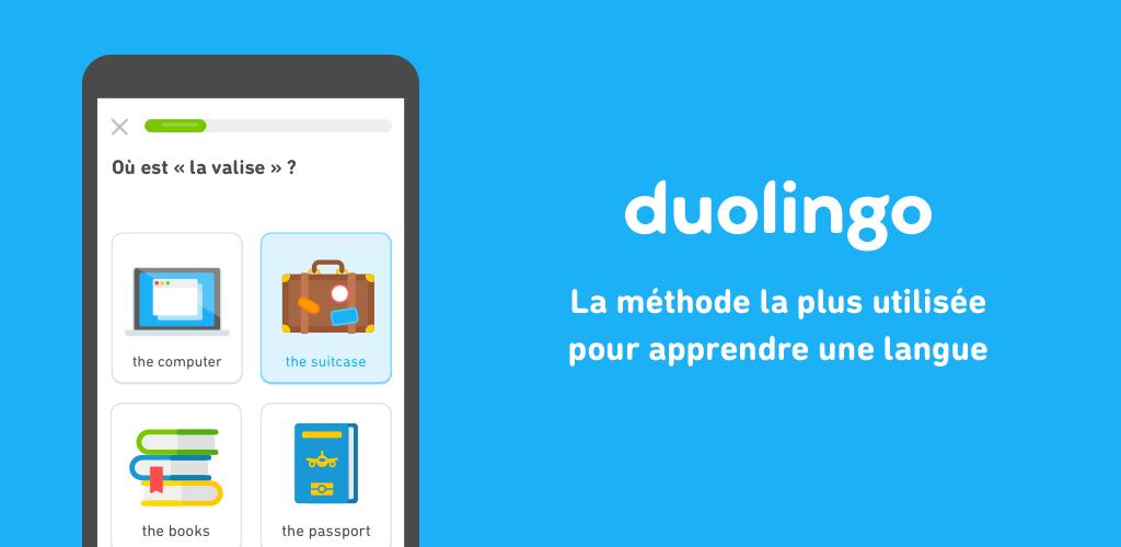 دانلود Duolingo Full 4.93.7 – اپلیکیشن یادگیری زبان خارجی اندروید