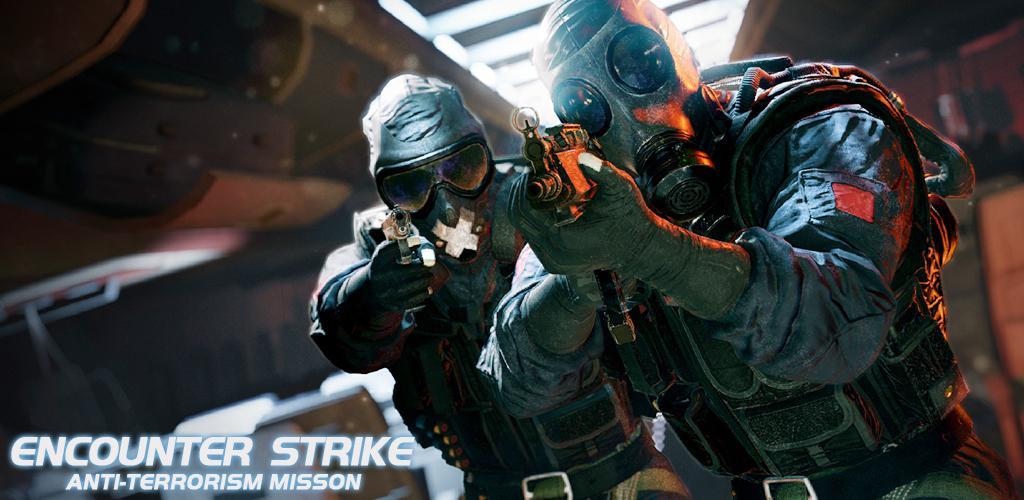 """دانلود Encounter Strike 1.2.0 – بازی نقش آفرینی """"حمله متقابل: ماموریت مخفی کماندو های واقعی"""" اندروید + مود"""
