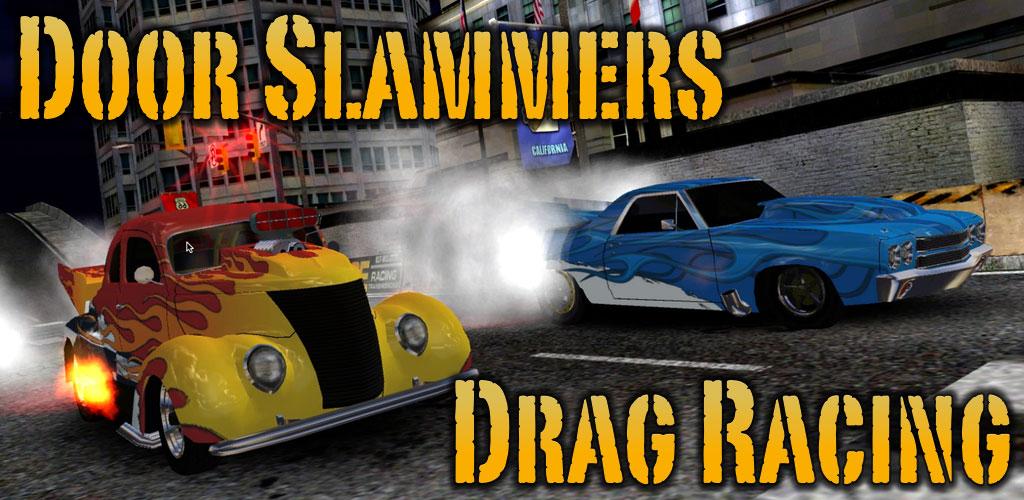 دانلود Door Slammers 310143 – بازی درگ ماشین های کلاسیک اندروید + مود