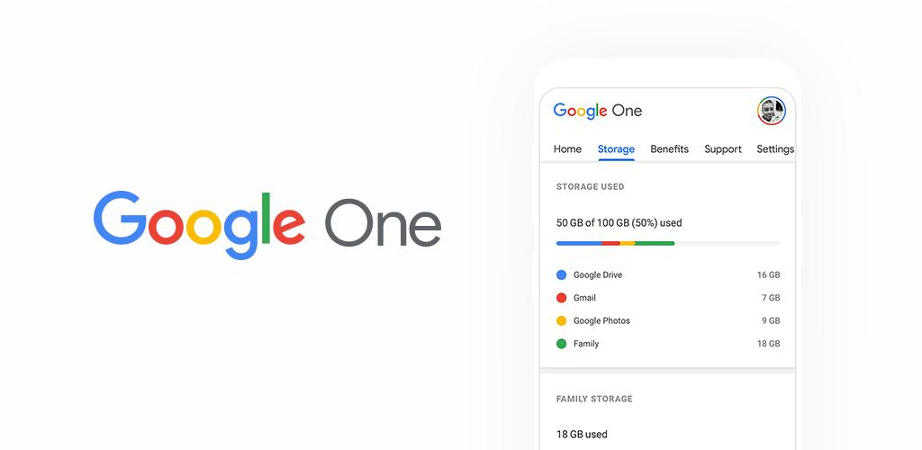 دانلود Google One 1.91.364619668 – اپلیکیشن مدیریت جامع سرویس های ابری گوگل مخصوص اندروید