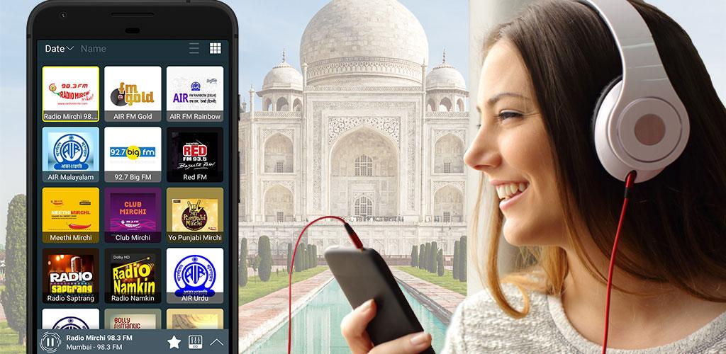 دانلود FM Radio India Full 2.3.69 – اپلیکیشن دسترسی به رادیو های آنلاین هندی مخصوص اندروید