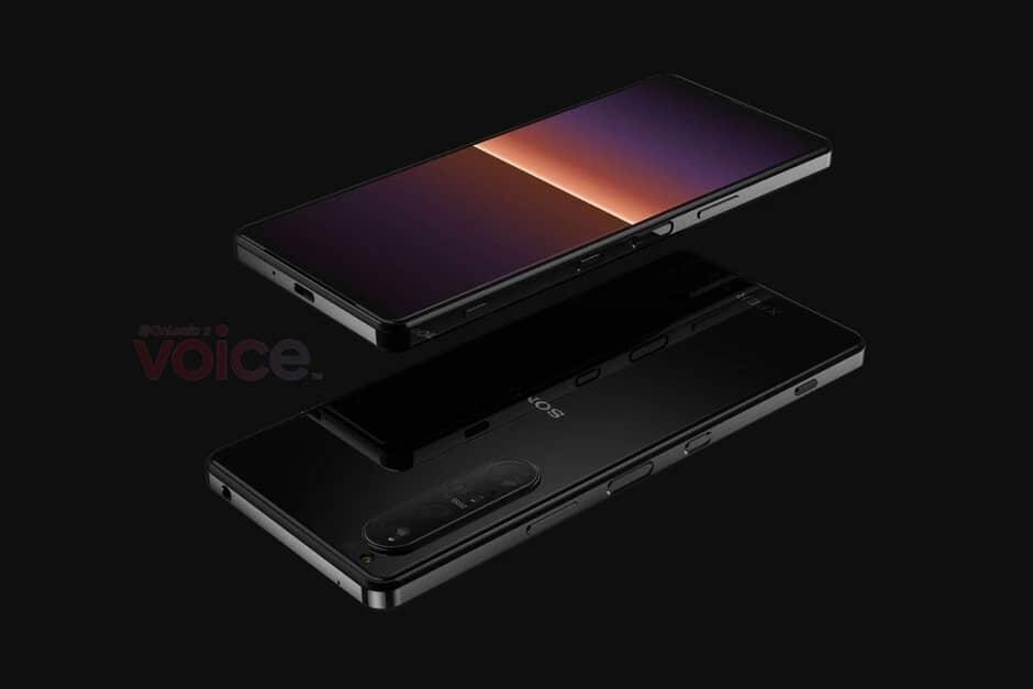 گوشی موبایل سونی اکسپریا 1 مارک 3