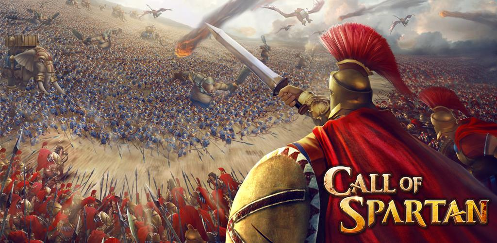 """دانلود Call of Spartan 4.0.5 – بازی استراتژیکی-حماسی """"ندای اسپارتان"""" اندروید!"""