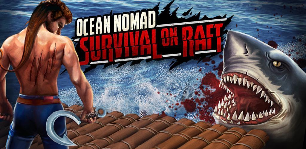 دانلود Survival on Raft: Ocean Nomad – Simulator 1.176 – بازی شبیه سازی بقا در اقیانوس اندروید + مود