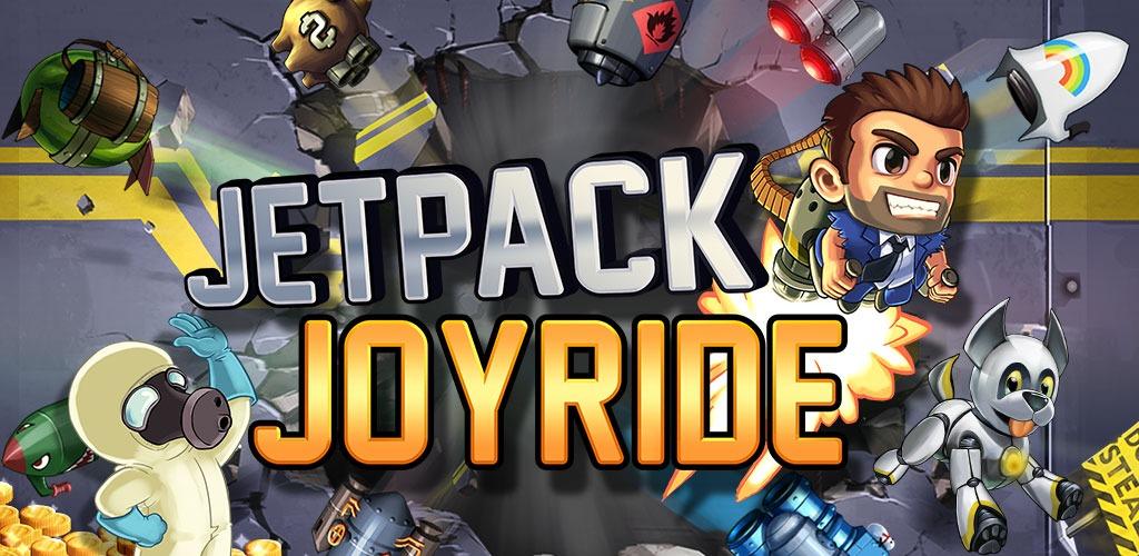 دانلود Jetpack Joyride 1.41.1 – بازی رکوردی و مهیج جت سواری اندروید + مود
