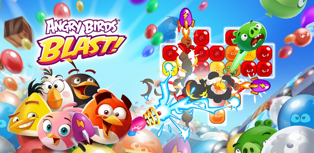 Angry Birds Blast Android Games