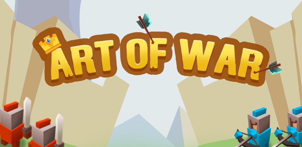 """دانلود Art of War 4.1.0 – بازی استراتژیکی خاص و جالب """"هنر نبرد"""" اندروید + مود"""