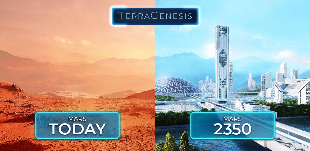 """دانلود TerraGenesis – Space Colony 5.21 – بازی شبیه سازی """"پیدایش حیات"""" اندروید + مود"""