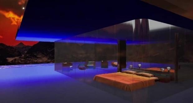 اولین خانه مریخی با قیمت ۵۰۰ هزار دلار به فروش رسید