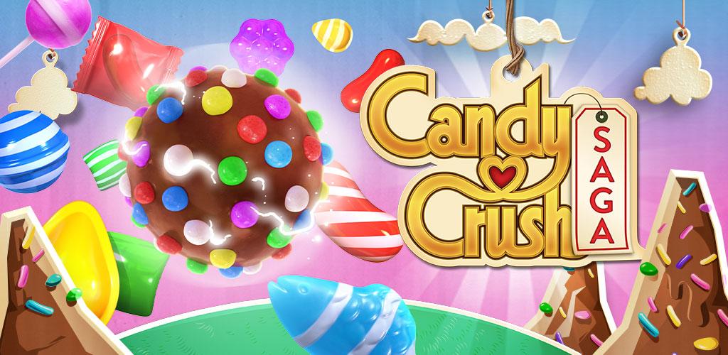 دانلود Candy Crush Saga 1.199.0.3 – بازی پازل حذف آب نبات اندروید + مود