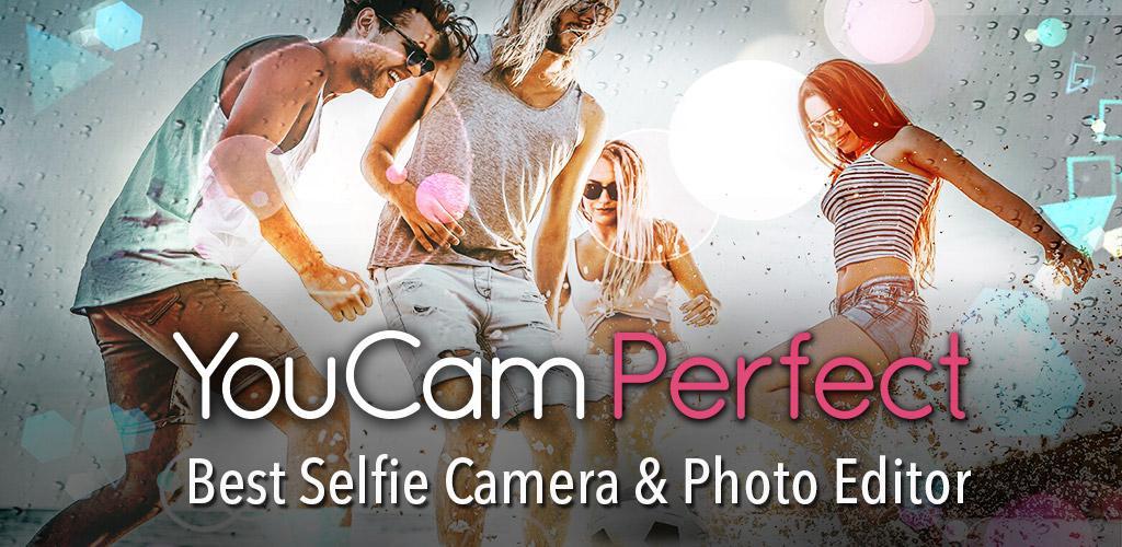 دانلود YouCam Perfect – Photo Editor & Selfie Camera App Full 5.58.2 – دوربین حرفه ای و ابزار ویرایش تصویر اندروید