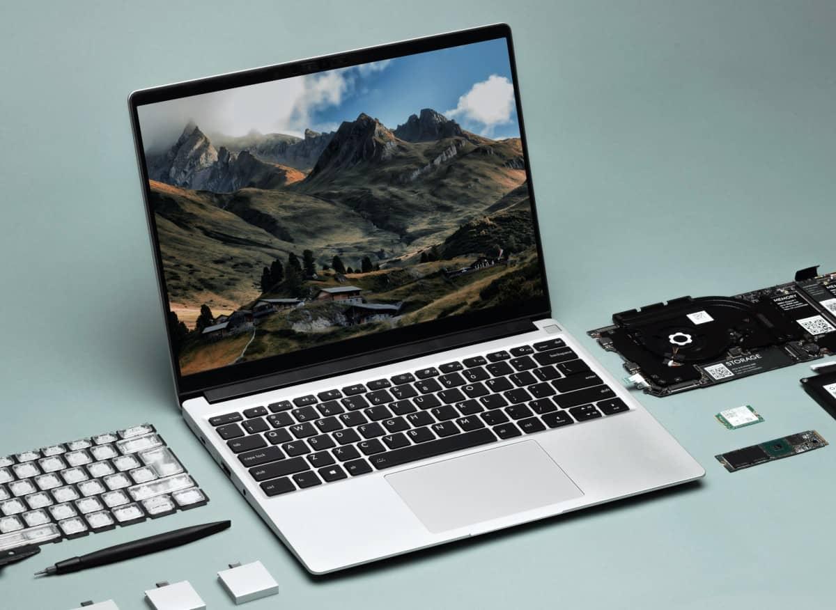 با لپ تاپ فریم ورک آشنا شوید؛ یک نوت بوک ماژولار با قطعات قابل تعویض!