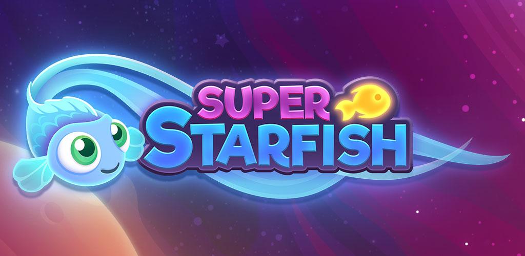 """دانلود Super Starfish 2.12.0 – بازی اکشن """"ستاره ماهی زرنگ"""" اندروید + مود"""