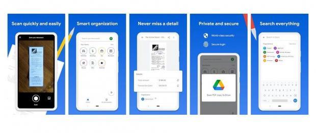 اپلیکیشن اسکن اسناد گوگل با امکانات مبتنی بر هوش مصنوعی در راه است