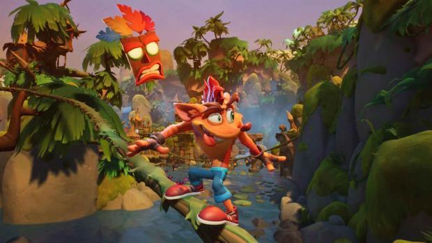 بازی Crash Bandicoot 4 به نسل نهم وارد خواهد شد!
