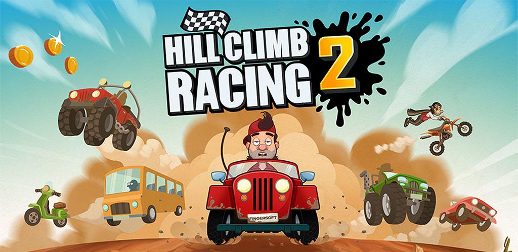 دانلود Hill Climb Racing 2 1.43.4 – بازی مسابقات صعود تپه ۲ اندروید!