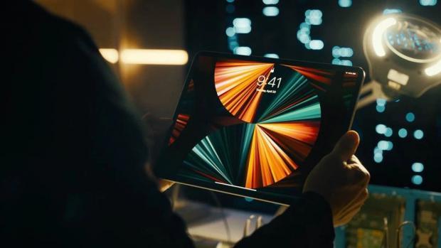 آیپد پرو ۲۰۲۱ اپل معرفی شد؛ شبکه ۵G، نمایشگر mini-LED و چیپست M1