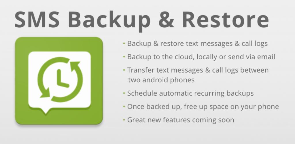 دانلود SMS Backup & Restore Pro 10.10.001 – پشتیبان گیری از پیامک ها اندروید
