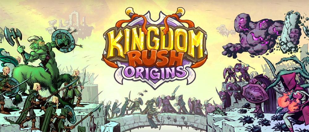 دانلود Kingdom Rush Origins 4.2.33 – بازی پادشاهی راش اندروید + مود + دیتا