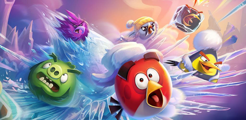 دانلود Angry Birds 2 2.52.0 – بازی پرندگان خشمگین ۲ اندروید + مود