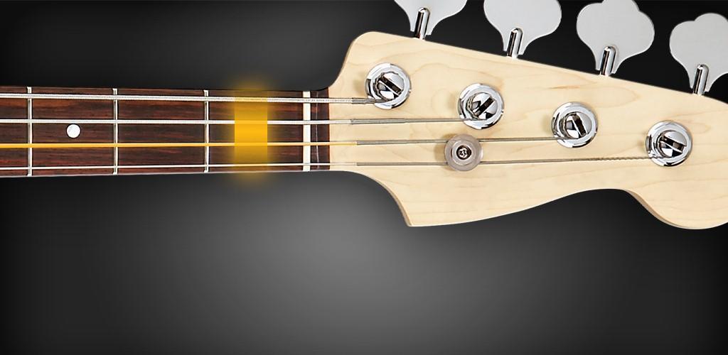 دانلود Bass Guitar Tutor Pro 129 – اپلیکیشن آموزش گیتار مخصوص اندروید