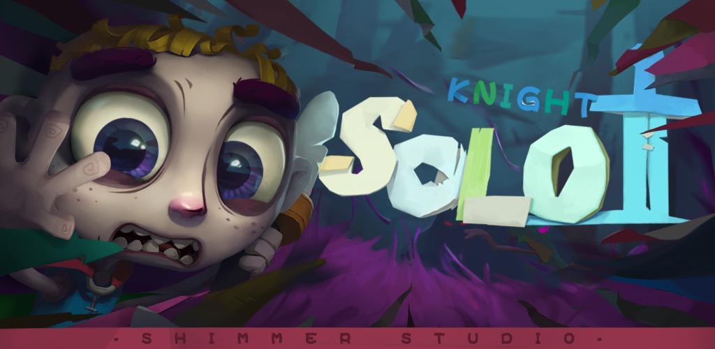 """دانلود Solo Knight 1.1.021 – بازی اکشن جالب """"شوالیه تنها"""" اندروید + مود"""