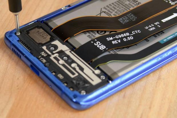 نتایج تست باتری گلکسی اس ۲۱ پلاس و S21 Ultra و مقایسه با رقبا