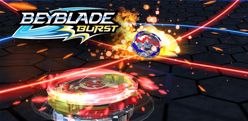 """دانلود BEYBLADE BURST app 9.3.1 – بازی اکشن """"انفجار بی بلید"""" اندروید + دیتا"""