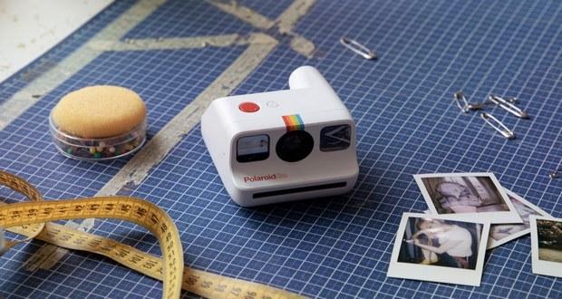 پولاروید گو به عنوان کوچکترین دوربین چاپ سریع دنیا معرفی شد