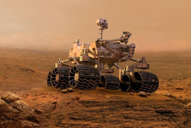 مریخ نورد استقامت ناسا با موفقیت روی سیاره سرخ نشست