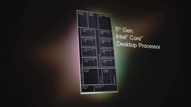 پردازنده های راکت لیک نسل یازدهمی اینتل