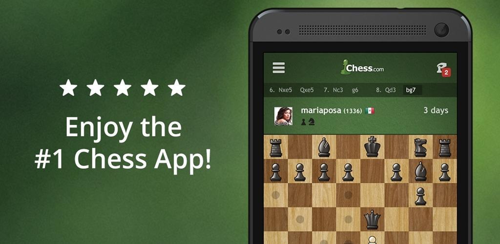 دانلود Chess · Play & Learn 4.2.7 – بهترین و معروف ترین بازی شطرنج اندروید + نسخه پرمیوم