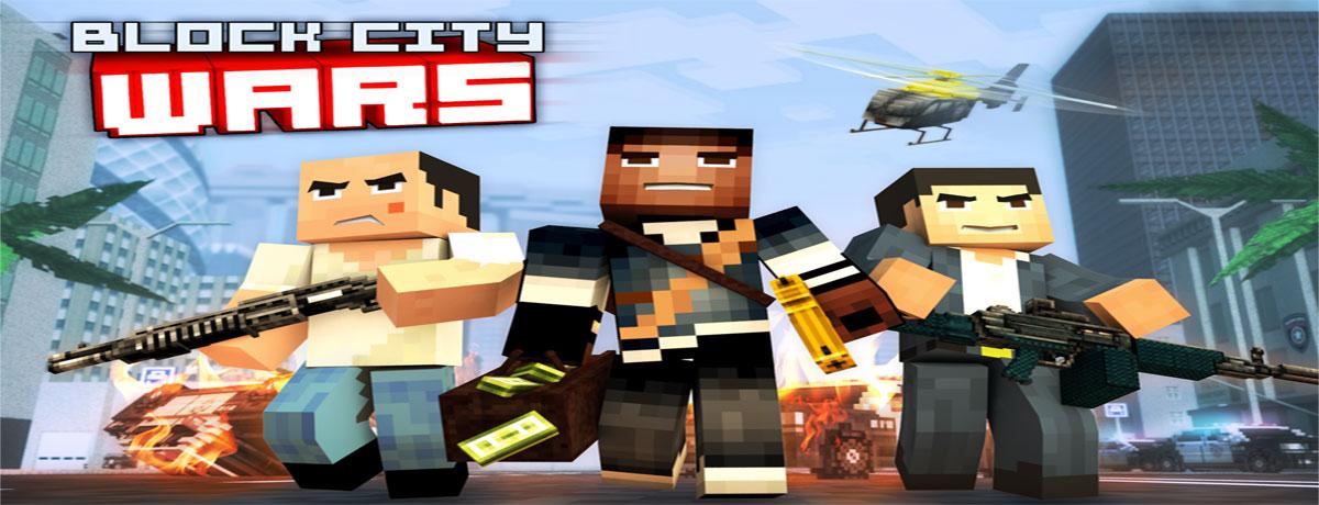 دانلود Block City Wars 7.2.3 – نبرد در شهر پیکسلی اندروید + مود + دیتا