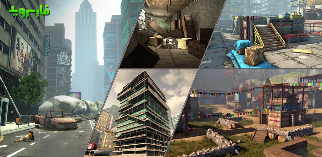 """دانلود BattleOps 1.1.4 – بازی اکشن فوق العاده جذاب و گرافیکی """"عملیات نبرد"""" اندروید + مود + دیتا"""