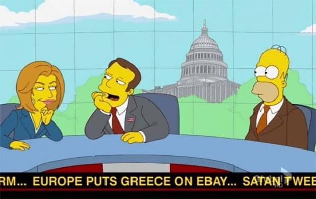 ۲۰ پیش بینی درست کارتون سیمپسون ها که هوش از سر شما میبرد