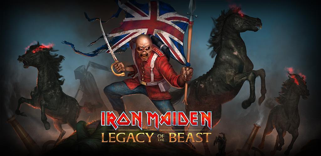 """دانلود Iron Maiden: Legacy of the Beast 33661 – بازی مبارزه ای """"آیرون میدن"""" اندروید + مود"""