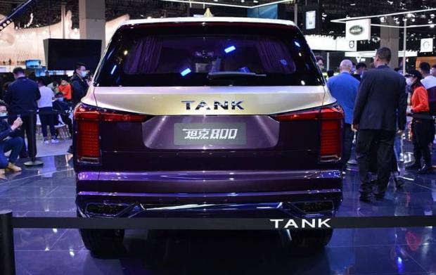 گریت وال تانک 800