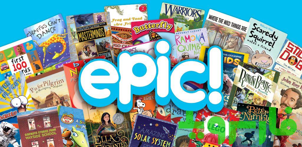 دانلود Epic: Kids' Books & Educational Reading Library 2.6.1 – برنامه کتابخانه اختصاصی کودکان مخصوص اندروید