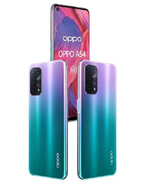 مشخصات و قیمت دو گوشی Oppo A94 5G و A54 5G فاش شد