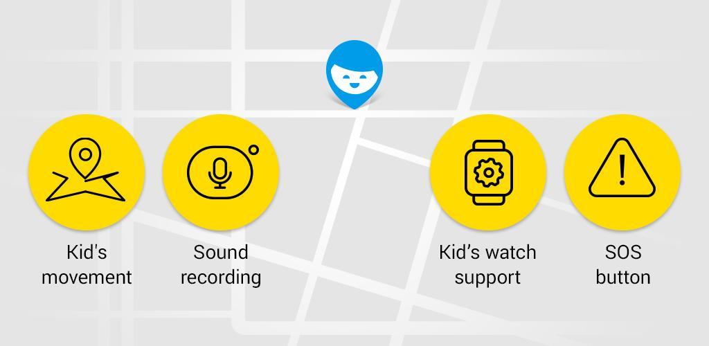 دانلود Find My Kids: Child GPS-watch & Phone Tracker Premium 2.3.11 – برنامه جی پی اس و ردیاب خانوادگی مخصوص اندروید!
