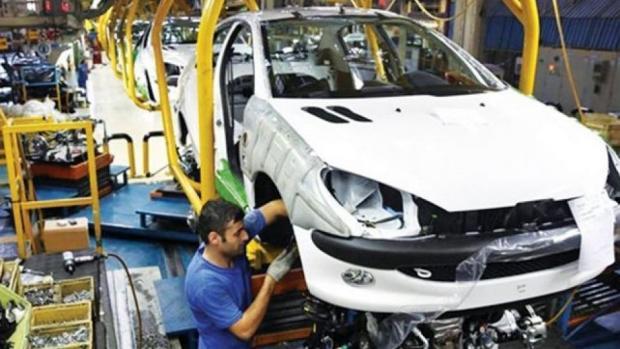 آخرین آمار تولید خودرو در ایران در بهمن ۹۹ منتشر شد