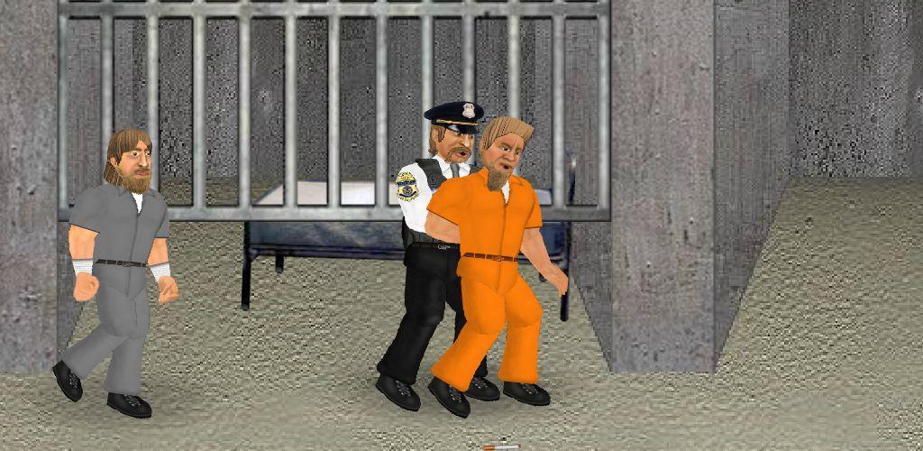 """دانلود Hard Time (Prison Sim) 1.459 – بازی ماجراجویی فوق العاده و محبوب """"اوقات سخت"""" اندروید + مود"""
