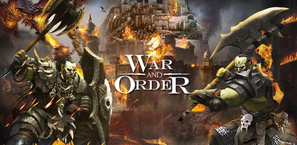 """دانلود War and Order 1.5.39 – بازی استراتژی آنلاین و جذاب """"جنگ و برقراری نظم"""" اندروید + دیتا"""