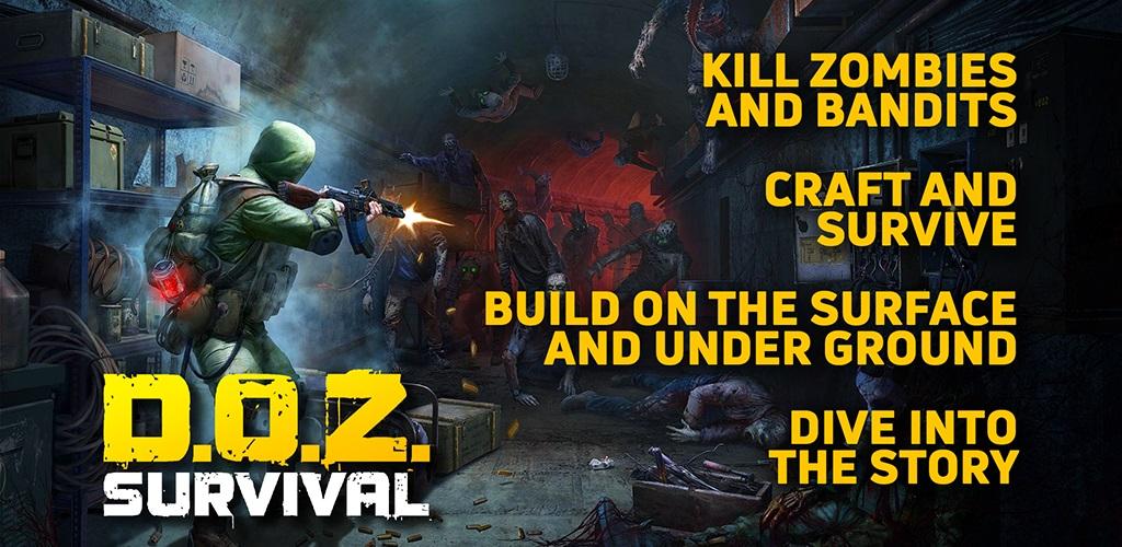 """دانلود Dawn of Zombies: Survival after the Last War 2.89 – بازی اکشن فوق العاده """"رستاخیز زامبی ها"""" اندروید + دیتا"""