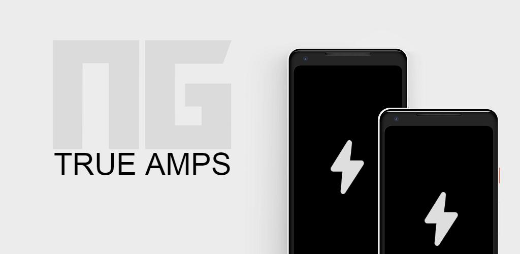 دانلود True Amps | Edge Lighting Premium 1.9.4 – اپلیکیشن نمایش اطلاعات کاربردی هنگام شارژ اندروید