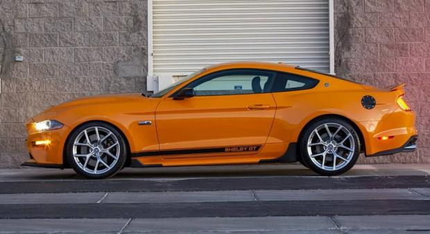شلبی GT موستانگ ۲۰۲۱ با ظاهری جذاب و تغییرات چشمگیر معرفی شد