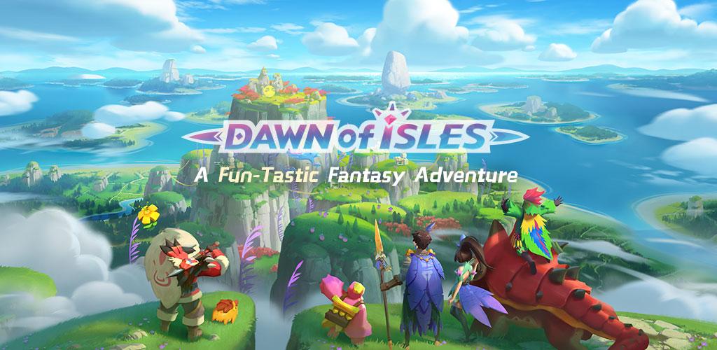 """دانلود Dawn of Isles 1.0.21 – بازی استراتژی – نقش آفرینی """"رشد و توسعه جزایر"""" اندروید + دیتا"""